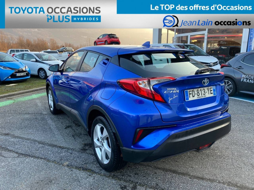 TOYOTA C-HR HYBRIDE C-HR Hybride 122h Dynamic 19/02/2019                                                      en vente à Tournon - Image n°7