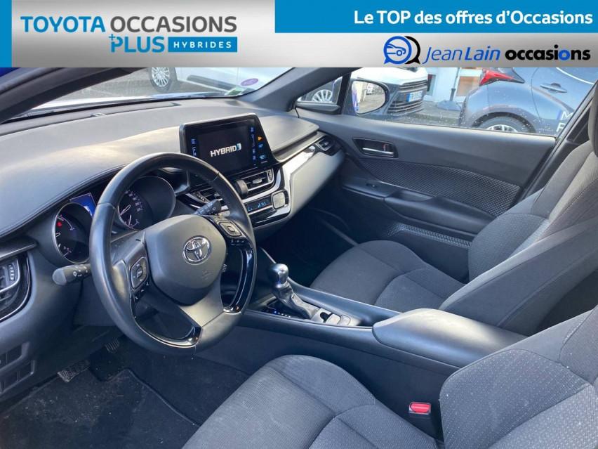 TOYOTA C-HR HYBRIDE C-HR Hybride 122h Dynamic 19/02/2019                                                      en vente à Tournon - Image n°11