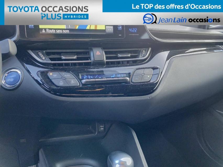 TOYOTA C-HR HYBRIDE C-HR Hybride 122h Dynamic 19/02/2019                                                      en vente à Tournon - Image n°14