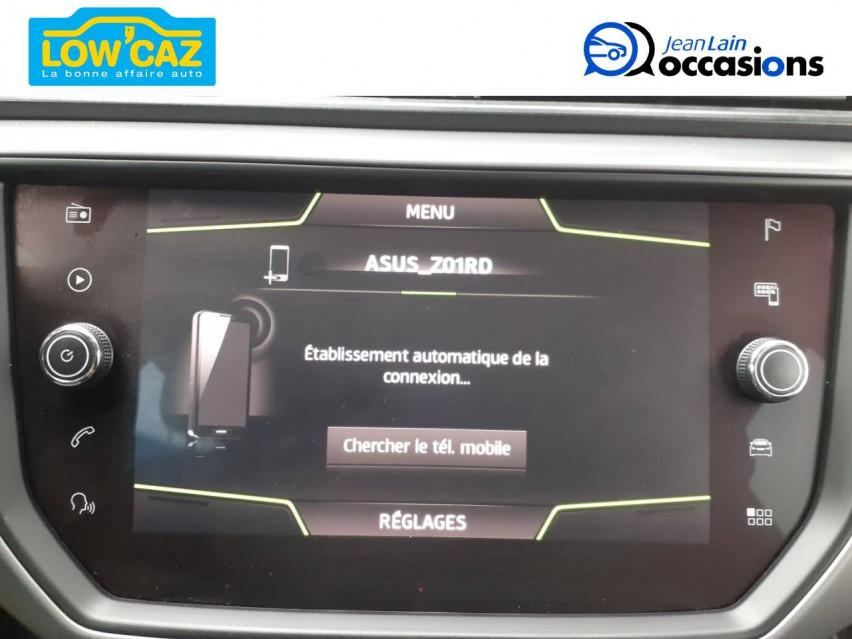 SEAT IBIZA Ibiza 1.6 TDI 80 ch S/S BVM5 Style 09/08/2018                                                      en vente à La Ravoire - Image n°15