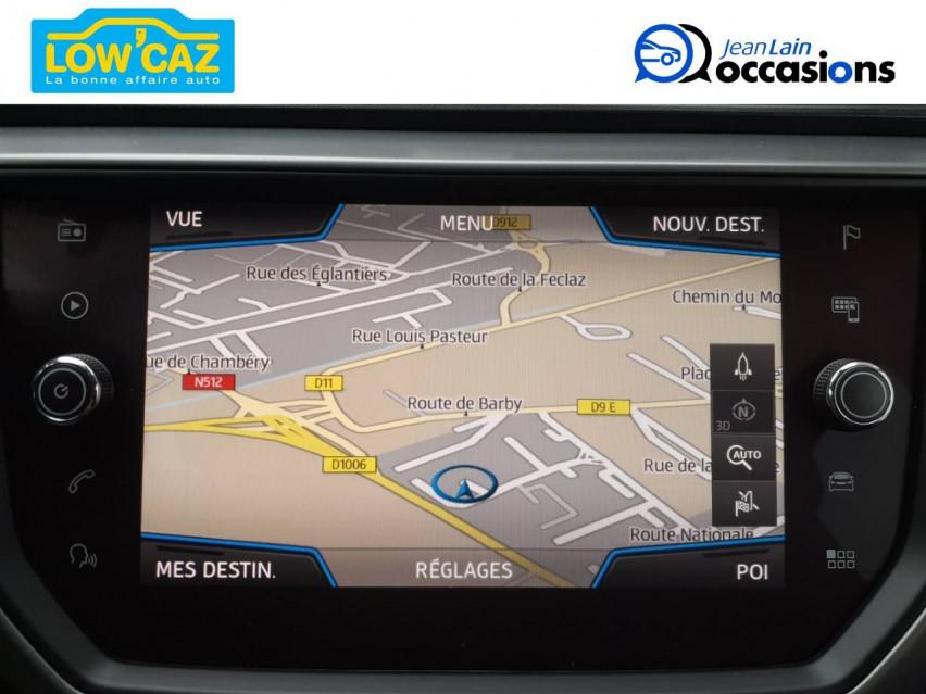 SEAT IBIZA Ibiza 1.6 TDI 80 ch S/S BVM5 Style 09/08/2018                                                      en vente à La Ravoire - Image n°16