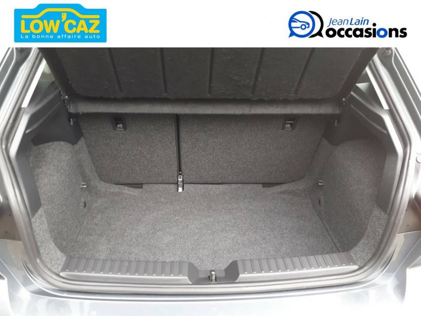 SEAT IBIZA Ibiza 1.6 TDI 80 ch S/S BVM5 Style 09/08/2018                                                      en vente à La Ravoire - Image n°10