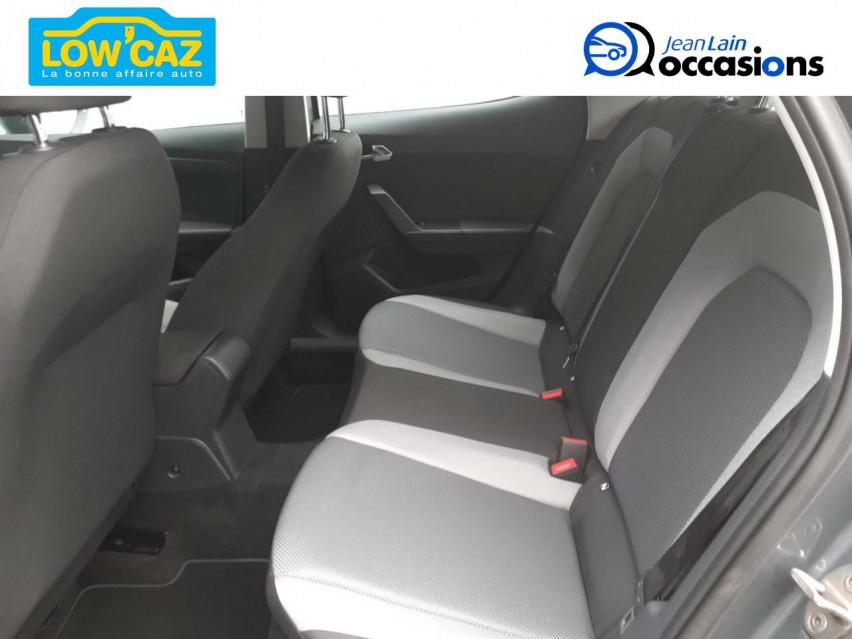 SEAT IBIZA Ibiza 1.6 TDI 80 ch S/S BVM5 Style 09/08/2018                                                      en vente à La Ravoire - Image n°13