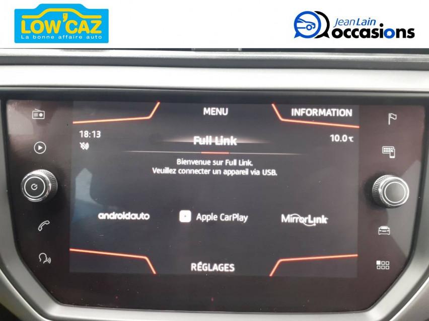 SEAT IBIZA Ibiza 1.6 TDI 80 ch S/S BVM5 Style 09/08/2018                                                      en vente à La Ravoire - Image n°17
