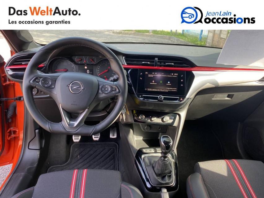 OPEL CORSA Corsa 1.2 Turbo 100 ch BVM6 GS Line 30/07/2020                                                      en vente à Bellegarde - Image n°18