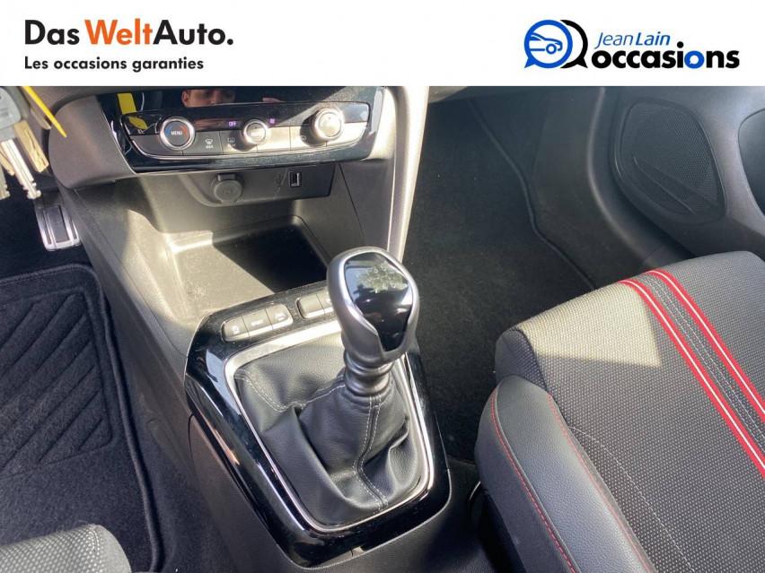 OPEL CORSA Corsa 1.2 Turbo 100 ch BVM6 GS Line 30/07/2020                                                      en vente à Bellegarde - Image n°13