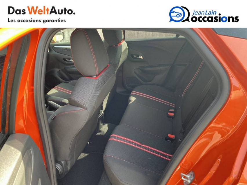 OPEL CORSA Corsa 1.2 Turbo 100 ch BVM6 GS Line 30/07/2020                                                      en vente à Bellegarde - Image n°17