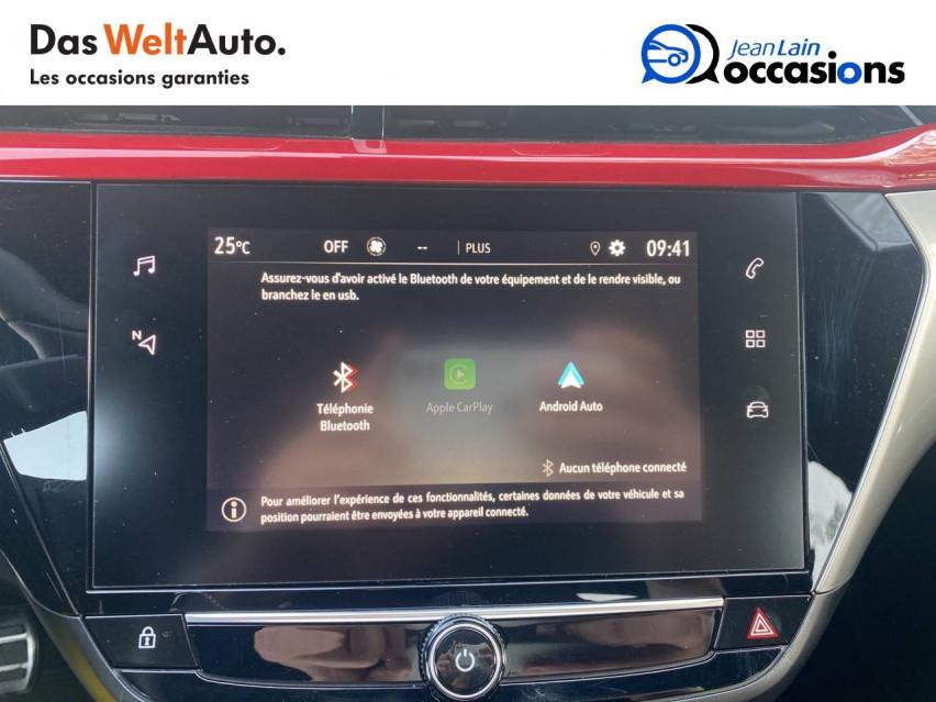 OPEL CORSA Corsa 1.2 Turbo 100 ch BVM6 GS Line 30/07/2020                                                      en vente à Bellegarde - Image n°15