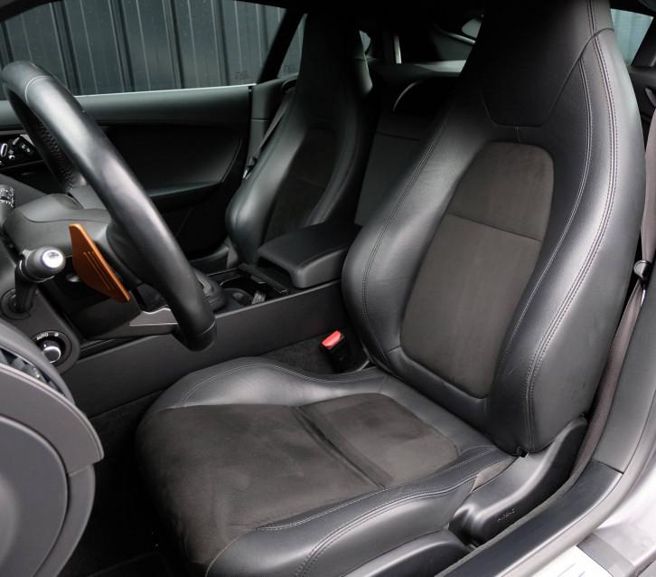 JAGUAR F-TYPE COUPE F-Type Coupé V6 3L Essence Suralimenté 340 ch BVA8 08/09/2016                                                      en vente à Grésy-sur-Aix - Image n°20