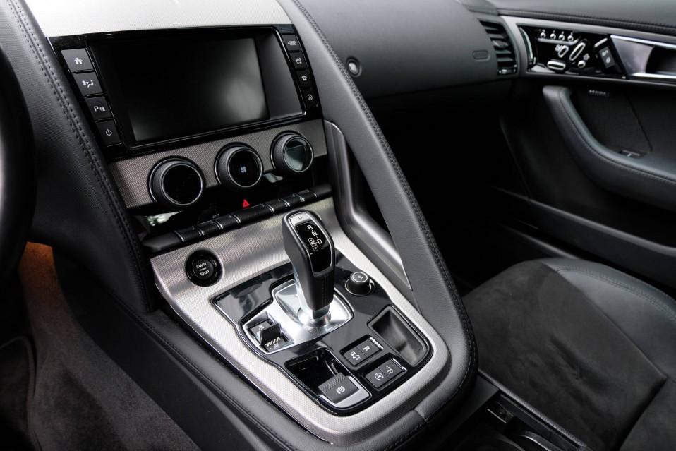 JAGUAR F-TYPE COUPE F-Type Coupé V6 3L Essence Suralimenté 340 ch BVA8 08/09/2016                                                      en vente à Grésy-sur-Aix - Image n°24
