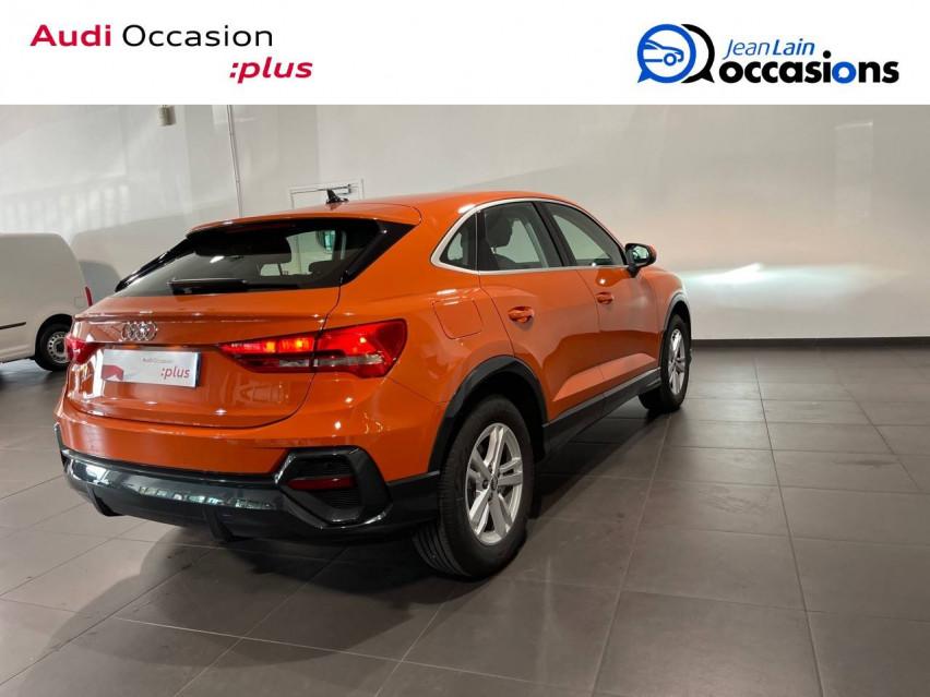 AUDI Q3 SPORTBACK Q3 Sportback 35 TFSI 150 ch 26/08/2020                                                      en vente à Seynod - Image n°5