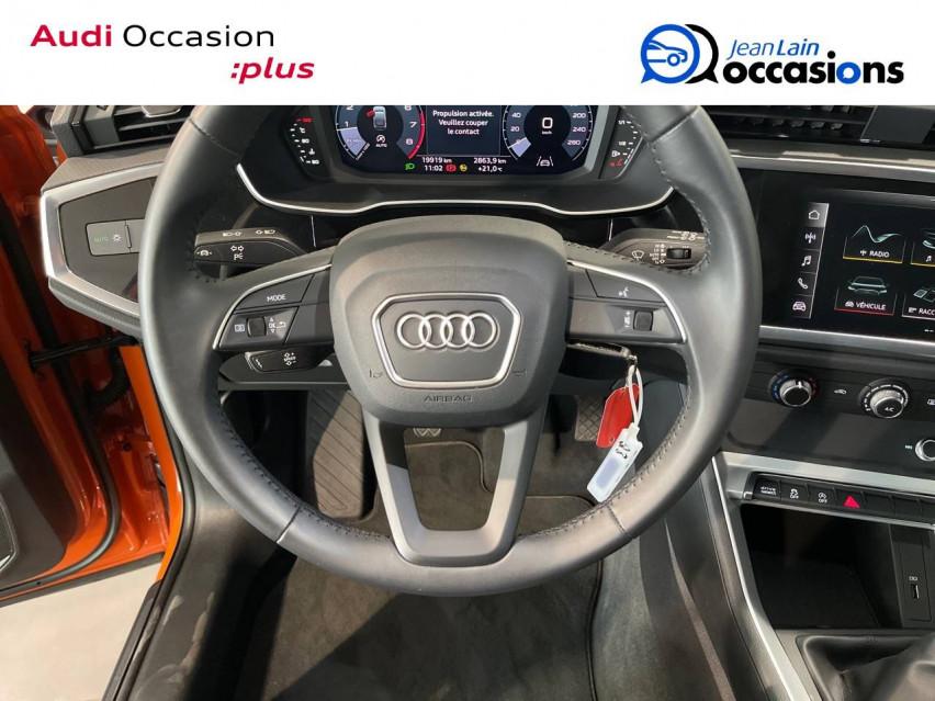 AUDI Q3 SPORTBACK Q3 Sportback 35 TFSI 150 ch 26/08/2020                                                      en vente à Seynod - Image n°12