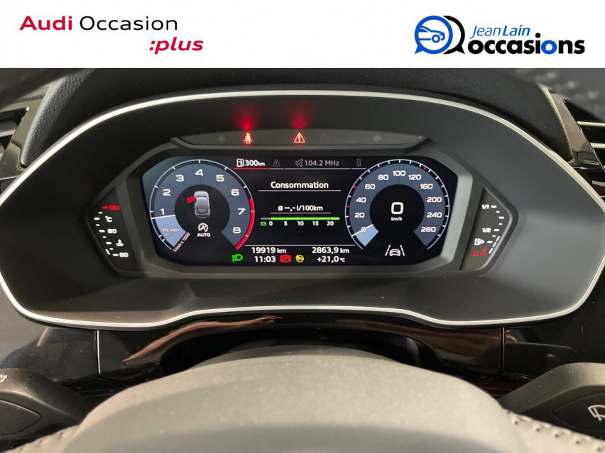 AUDI Q3 SPORTBACK Q3 Sportback 35 TFSI 150 ch 26/08/2020                                                      en vente à Seynod - Image n°15