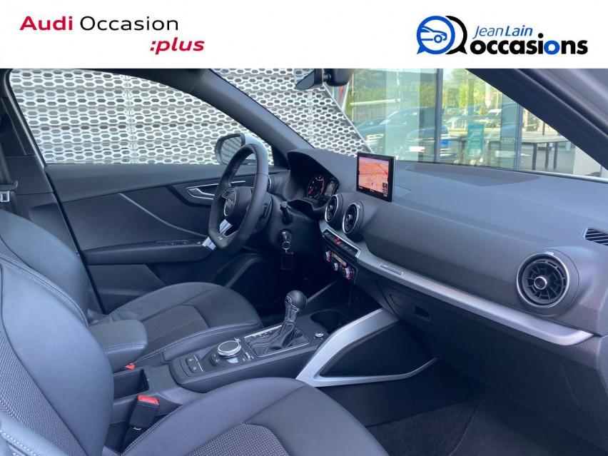 AUDI Q2 Q2 35 TFSI 150 S tronic 7 S line 03/12/2020                                                      en vente à La Motte-Servolex - Image n°11