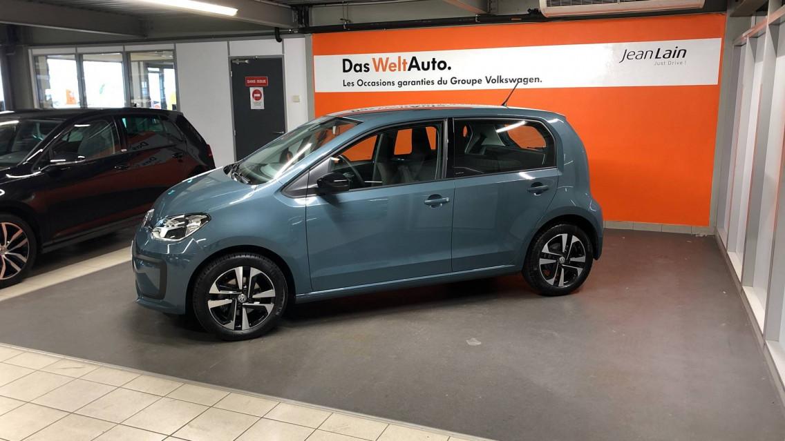 VOLKSWAGEN UP Up 1.0 60 BlueMotion Technology BVM5 Up! IQ.Drive 27/09/2019                                                      en vente à Valence - Image n°2