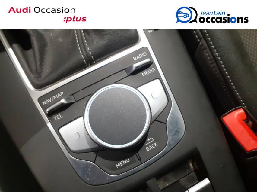 AUDI A3 CABRIOLET A3 Cabriolet 35 TFSI CoD 150 S Line 20/02/2020                                                      en vente à Seyssinet-Pariset - Image n°13
