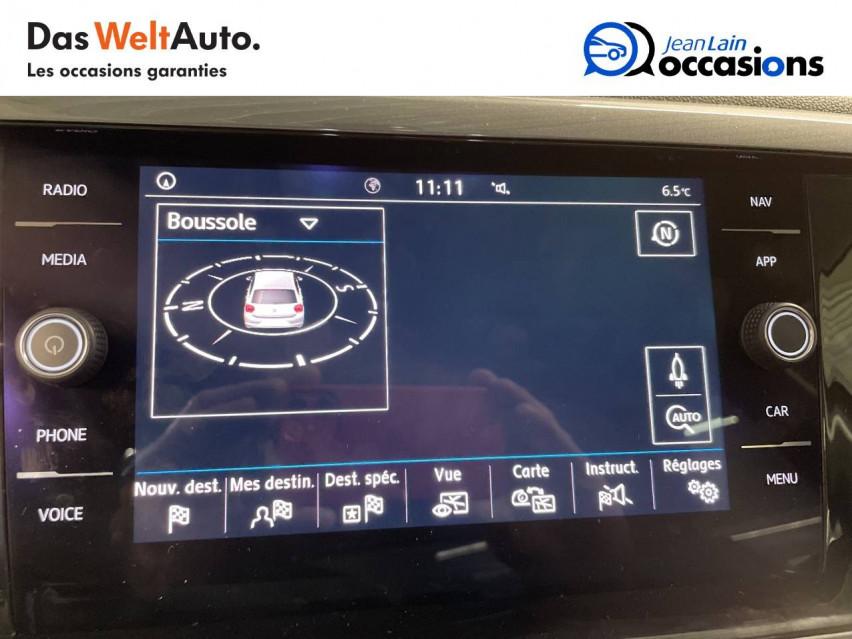 VOLKSWAGEN POLO Polo 1.5 TSI EVO 150 S&S DSG7 R-Line Exclusive 19/05/2020                                                      en vente à La Motte-Servolex - Image n°16