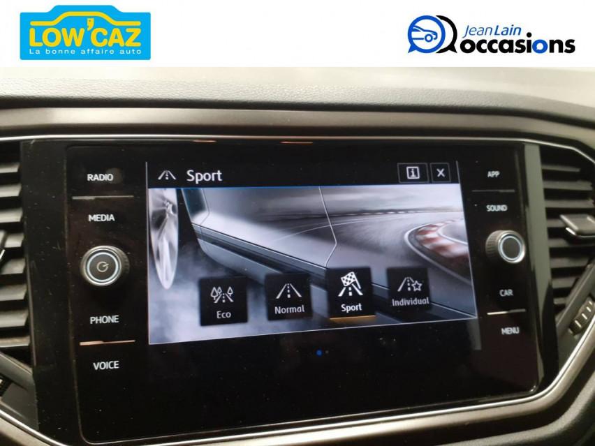 VOLKSWAGEN T-ROC T-Roc 2.0 TDI 150 Start/Stop DSG7 4Motion Lounge 04/04/2018                                                      en vente à Sassenage - Image n°21