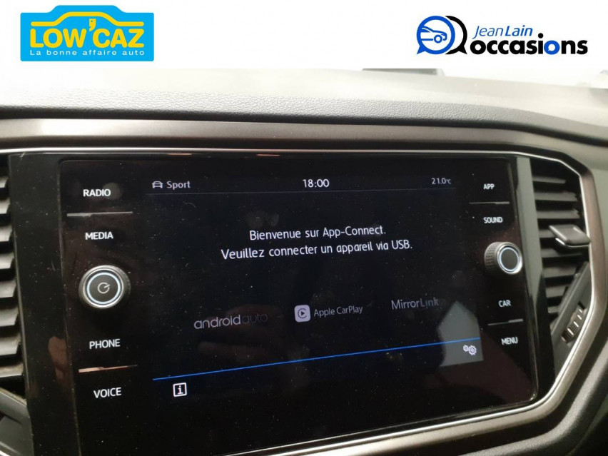 VOLKSWAGEN T-ROC T-Roc 2.0 TDI 150 Start/Stop DSG7 4Motion Lounge 04/04/2018                                                      en vente à Sassenage - Image n°15