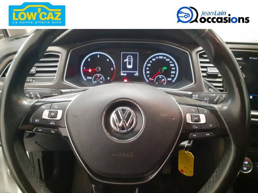 VOLKSWAGEN T-ROC T-Roc 2.0 TDI 150 Start/Stop DSG7 4Motion Lounge 04/04/2018                                                      en vente à Sassenage - Image n°12