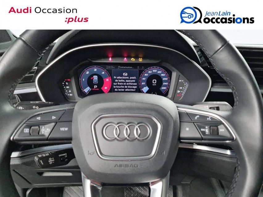 AUDI Q3 Q3 35 TDI 150 ch S tronic 7 19/10/2020                                                      en vente à La Motte-Servolex - Image n°12