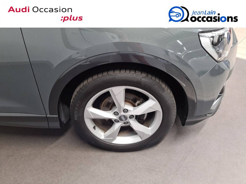 AUDI Q3 Q3 35 TDI 150 ch S tronic 7 19/10/2020                                                      en vente à La Motte-Servolex - Image n°9