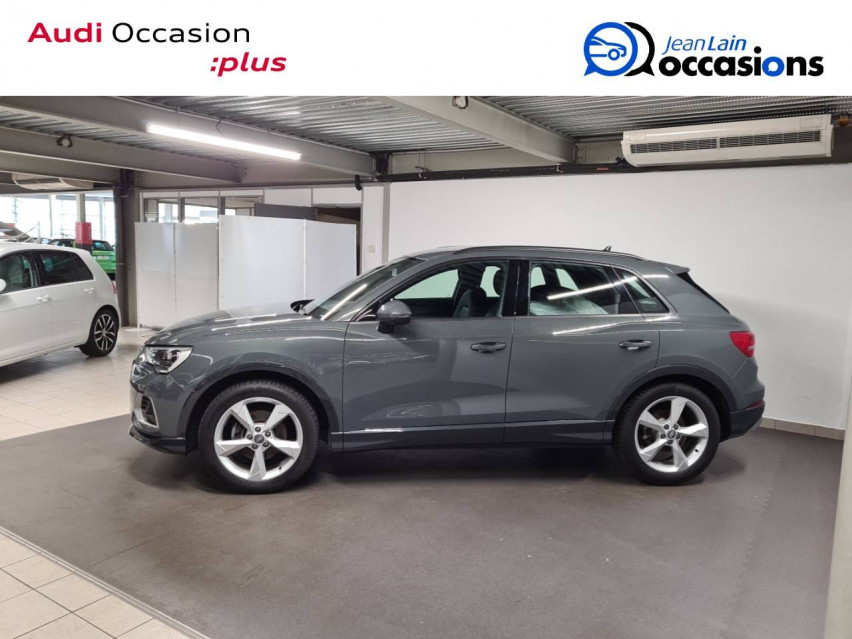 AUDI Q3 Q3 35 TDI 150 ch S tronic 7 19/10/2020                                                      en vente à La Motte-Servolex - Image n°8