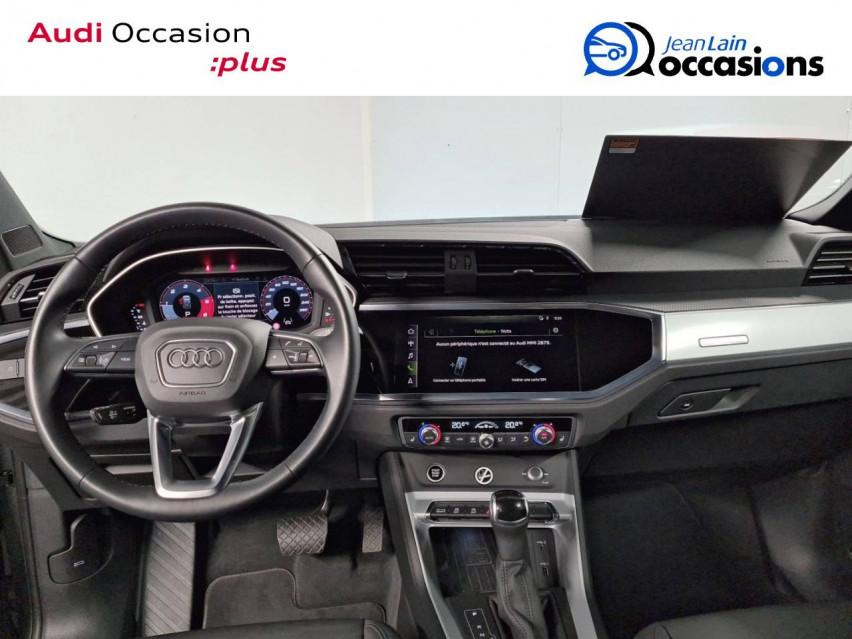 AUDI Q3 Q3 35 TDI 150 ch S tronic 7 19/10/2020                                                      en vente à La Motte-Servolex - Image n°18