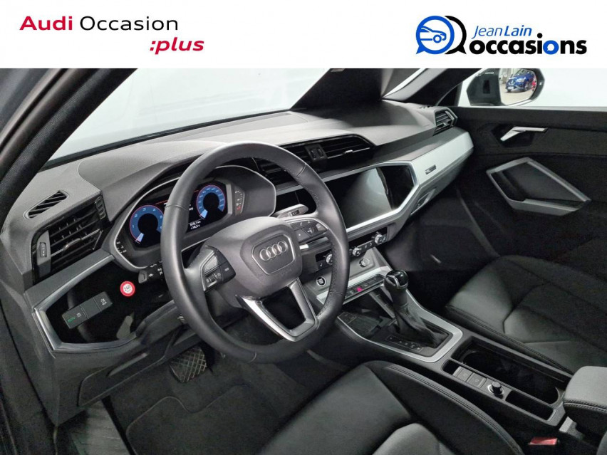 AUDI Q3 Q3 35 TDI 150 ch S tronic 7 19/10/2020                                                      en vente à La Motte-Servolex - Image n°11