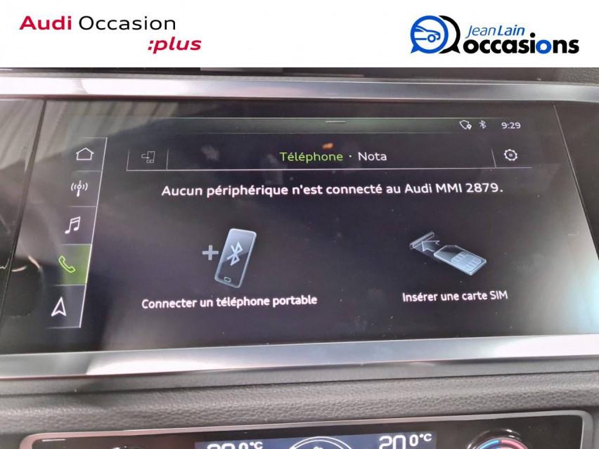 AUDI Q3 Q3 35 TDI 150 ch S tronic 7 19/10/2020                                                      en vente à La Motte-Servolex - Image n°16