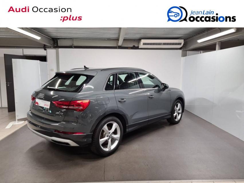 AUDI Q3 Q3 35 TDI 150 ch S tronic 7 19/10/2020                                                      en vente à La Motte-Servolex - Image n°5