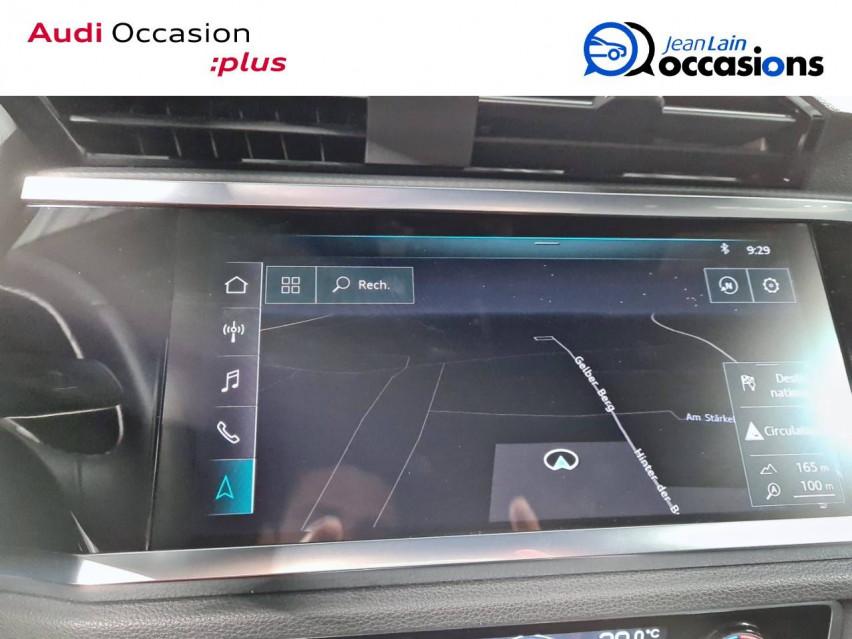 AUDI Q3 Q3 35 TDI 150 ch S tronic 7 19/10/2020                                                      en vente à La Motte-Servolex - Image n°15