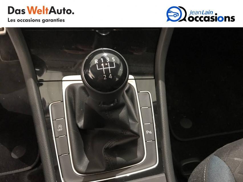 VOLKSWAGEN GOLF Golf 1.6 TDI 115 FAP BVM5 IQ.DRIVE 25/06/2020                                                      en vente à Albertville - Image n°13