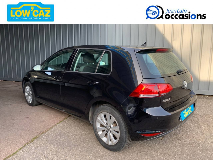 VOLKSWAGEN GOLF BUSINESS Golf 1.6 TDI 110 BlueMotion Technology FAP Confortline Business 11/01/2017                                                      en vente à La Ravoire - Image n°7