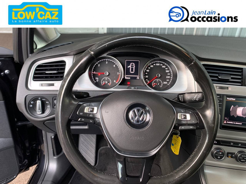VOLKSWAGEN GOLF BUSINESS Golf 1.6 TDI 110 BlueMotion Technology FAP Confortline Business 11/01/2017                                                      en vente à La Ravoire - Image n°12