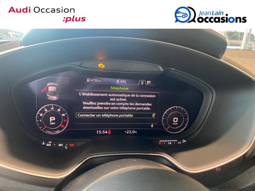 AUDI TT COUPE TT Coupé 45 TFSI 245 S tronic 7 Quattro S line 18/06/2019                                                      en vente à Ville-la-Grand - Image n°16