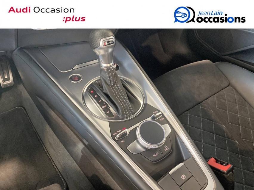 AUDI TT COUPE TT Coupé 45 TFSI 245 S tronic 7 Quattro S line 18/06/2019                                                      en vente à Ville-la-Grand - Image n°13