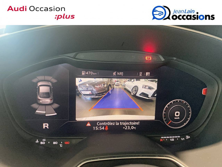 AUDI TT COUPE TT Coupé 45 TFSI 245 S tronic 7 Quattro S line 18/06/2019                                                      en vente à Ville-la-Grand - Image n°19