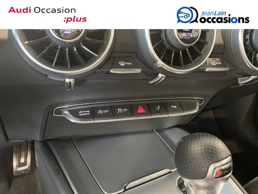 AUDI TT COUPE TT Coupé 45 TFSI 245 S tronic 7 Quattro S line 18/06/2019                                                      en vente à Ville-la-Grand - Image n°14