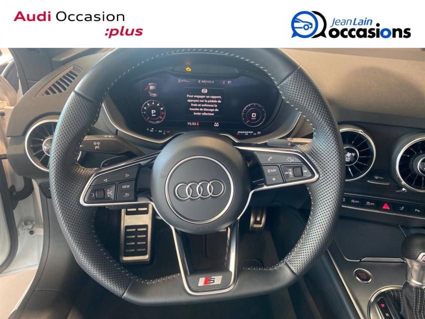 AUDI TT COUPE TT Coupé 45 TFSI 245 S tronic 7 Quattro S line 18/06/2019                                                      en vente à Ville-la-Grand - Image n°12
