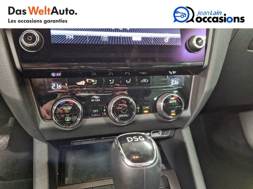 SKODA OCTAVIA COMBI Octavia Combi 2.0 TDI 150 ch SCR FAP DSG7 Edition 26/06/2020                                                      en vente à Seynod - Image n°14