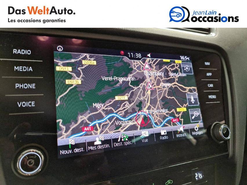 SKODA OCTAVIA COMBI Octavia Combi 2.0 TDI 150 ch SCR FAP DSG7 Edition 26/06/2020                                                      en vente à Seynod - Image n°15