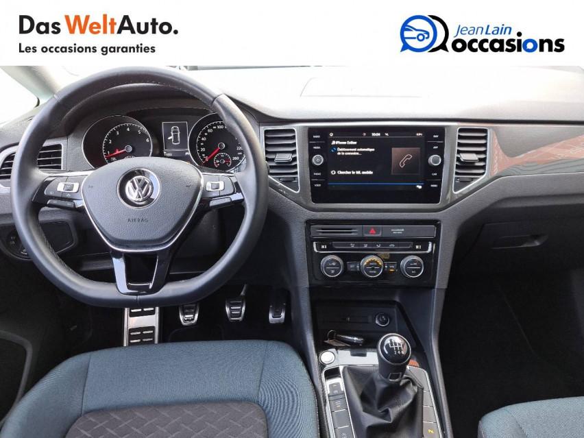 VOLKSWAGEN GOLF SPORTSVAN Golf Sportsvan 1.5 TSI 130 EVO BVM6 IQ.Drive 16/07/2020                                                      en vente à Ville-la-Grand - Image n°18