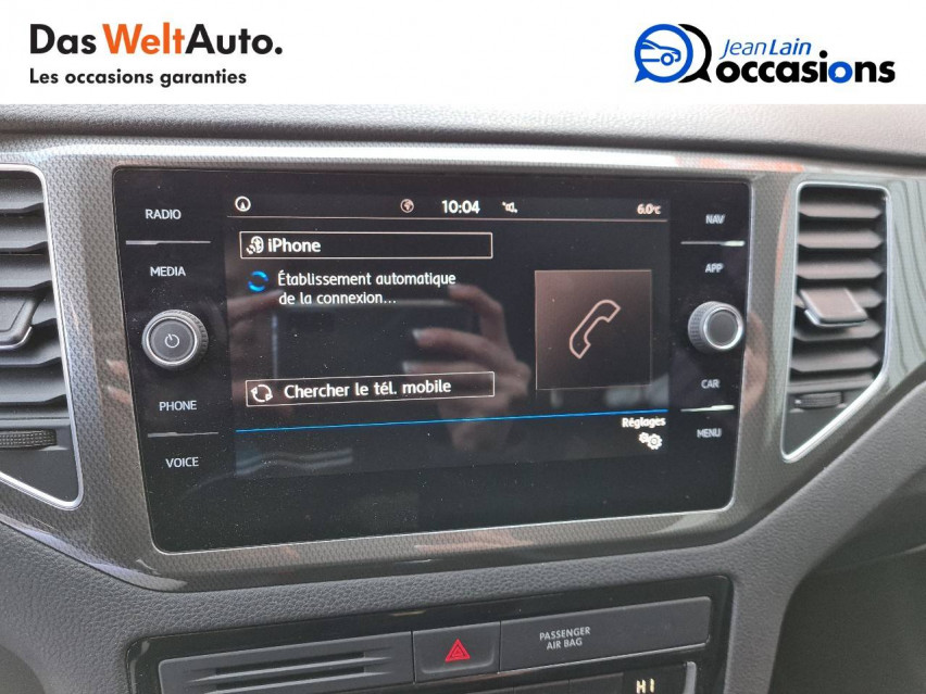 VOLKSWAGEN GOLF SPORTSVAN Golf Sportsvan 1.5 TSI 130 EVO BVM6 IQ.Drive 16/07/2020                                                      en vente à Ville-la-Grand - Image n°16