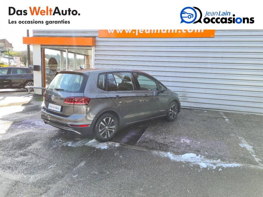 VOLKSWAGEN GOLF SPORTSVAN Golf Sportsvan 1.5 TSI 130 EVO BVM6 IQ.Drive 16/07/2020                                                      en vente à Ville-la-Grand - Image n°5