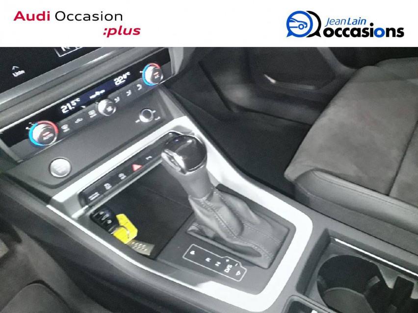 AUDI Q3 Q3 35 TFSI 150 ch S tronic 7 Design Luxe 06/03/2020                                                      en vente à La Motte-Servolex - Image n°13