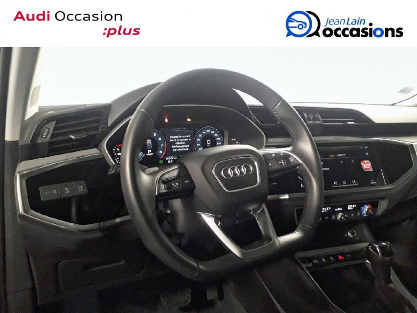 AUDI Q3 Q3 35 TFSI 150 ch S tronic 7 Design Luxe 06/03/2020                                                      en vente à La Motte-Servolex - Image n°12