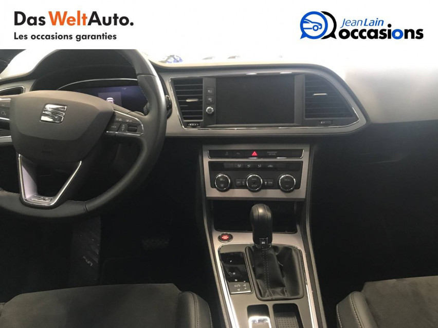 SEAT LEON SPORTOURER ST Leon Sportourer ST 2.0 TDI 150 Start/Stop DSG7 Xcellence 09/08/2019                                                      en vente à Bellegarde - Image n°18