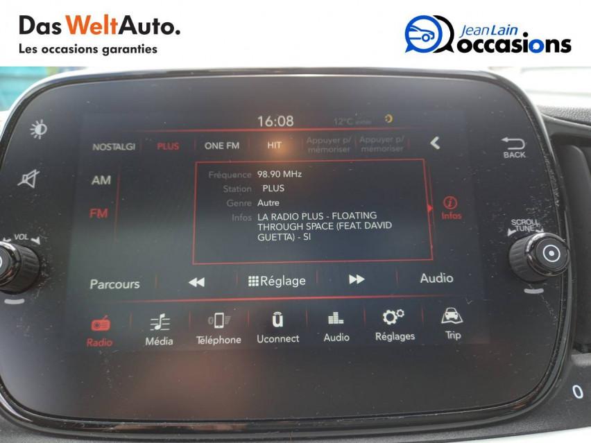 FIAT 500 MY20 SERIE 7 EURO 6D 500 1.2 69 ch Eco Pack S/S Star 08/07/2019                                                      en vente à Ville-la-Grand - Image n°15