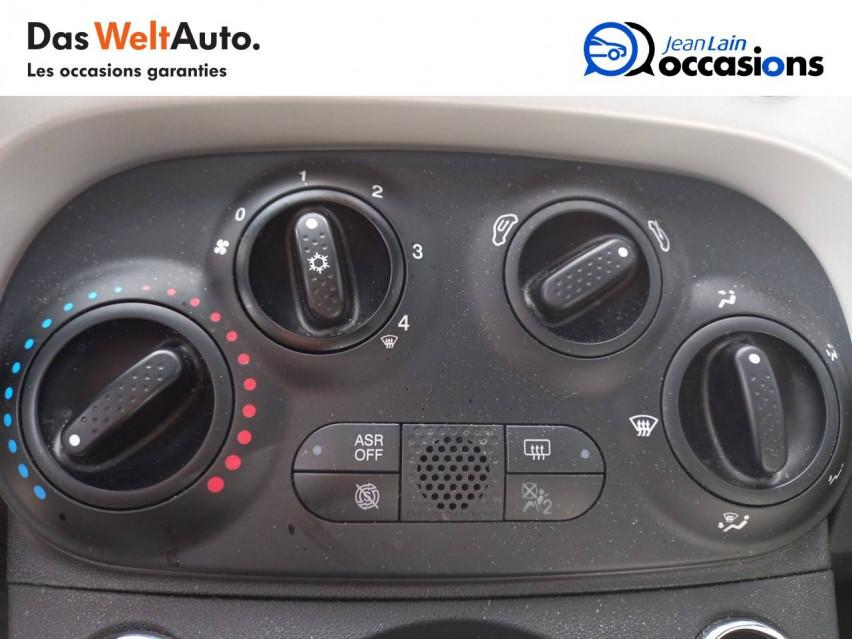 FIAT 500 MY20 SERIE 7 EURO 6D 500 1.2 69 ch Eco Pack S/S Star 08/07/2019                                                      en vente à Ville-la-Grand - Image n°14
